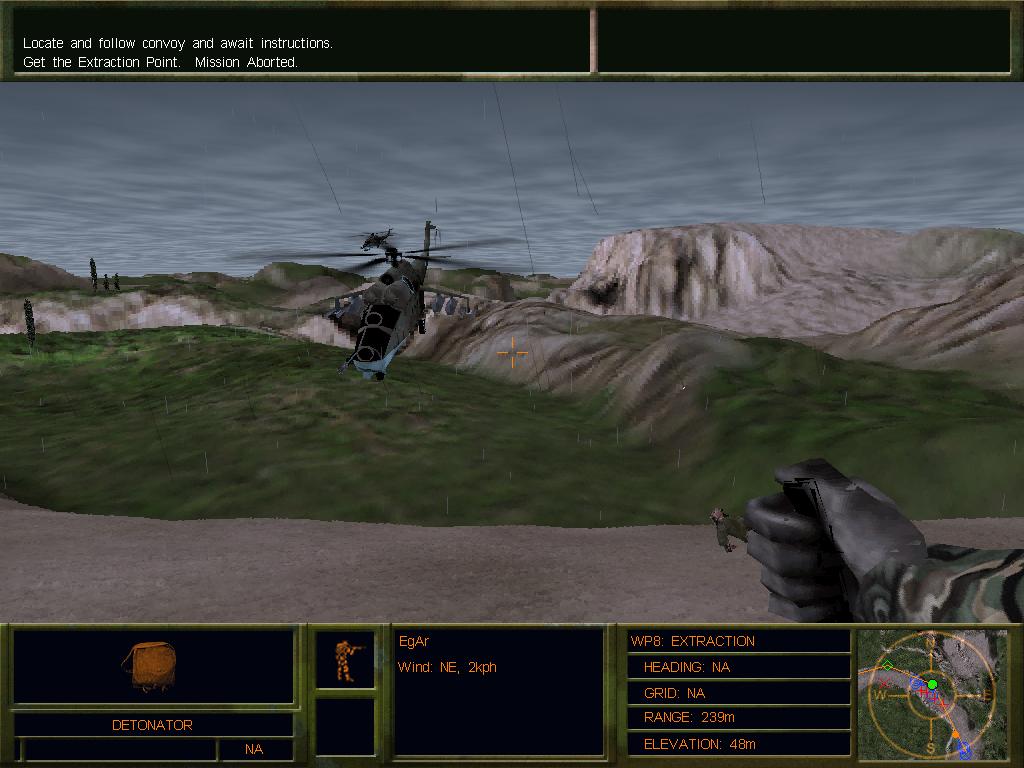 Slaight of hand: вертолёты врага