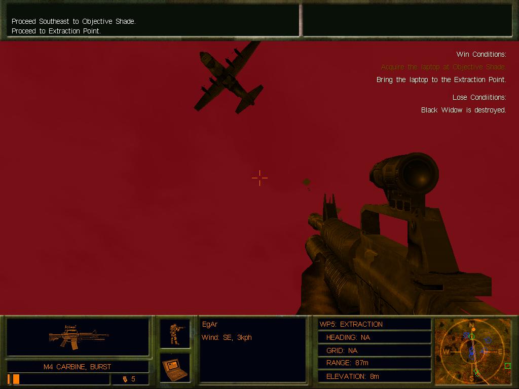 Pinpoint: высадка десанта врага