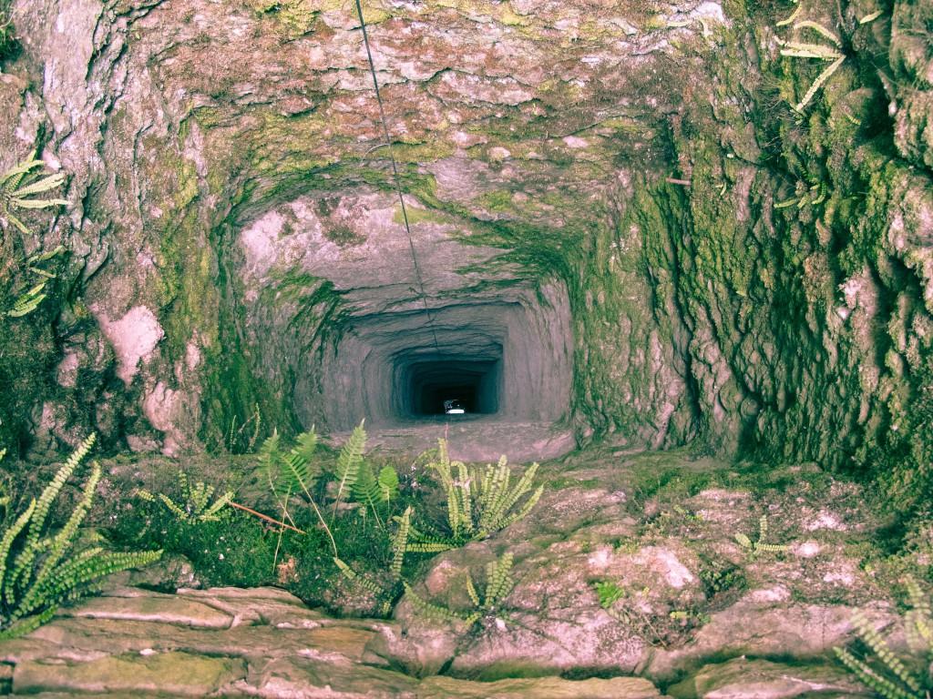 колодец замка Niedzica
