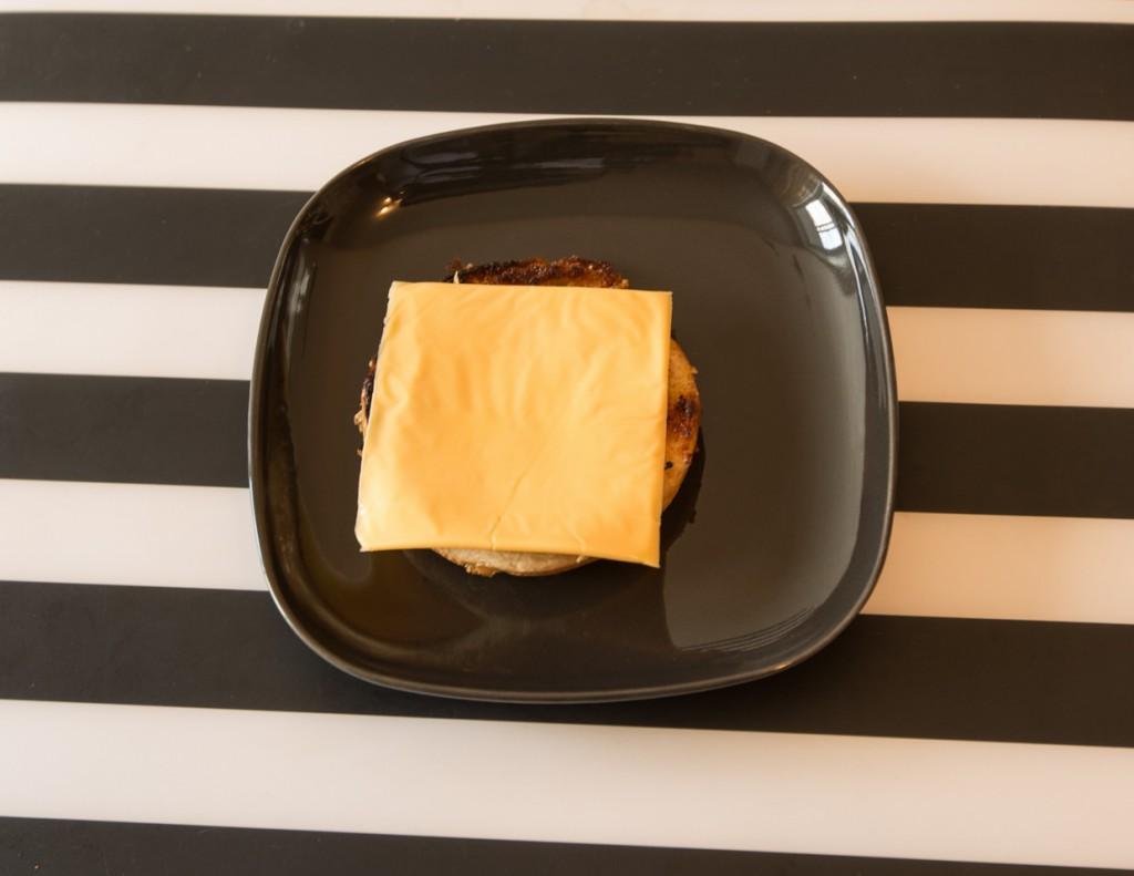 Чизбургер. Этап 2