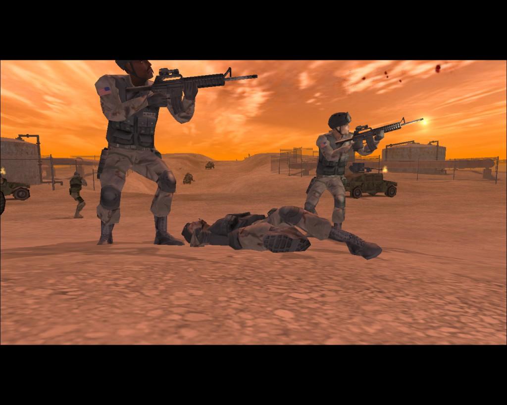 Delta Force Team Sabre