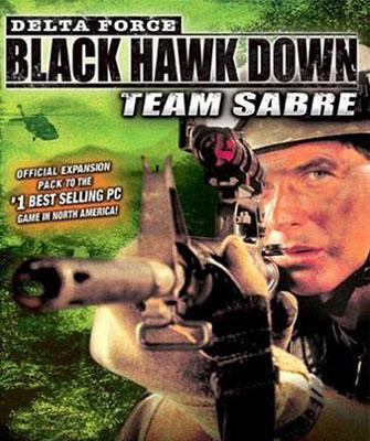 Delta Force BHD Team Sabre