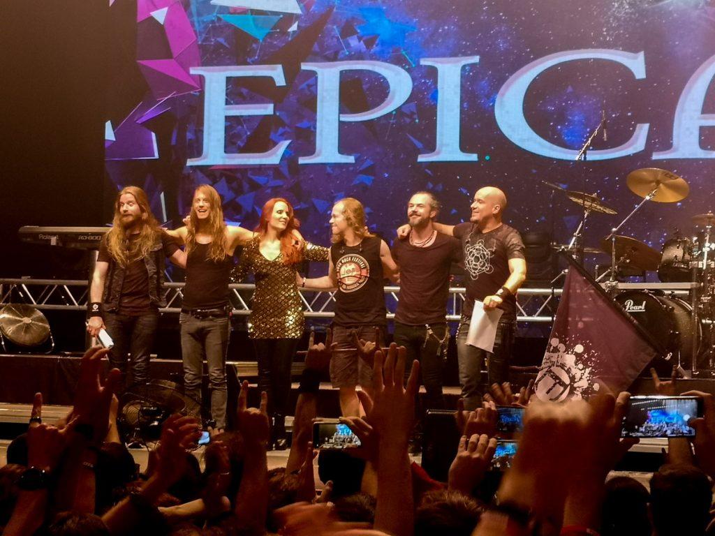 Epica в Москве