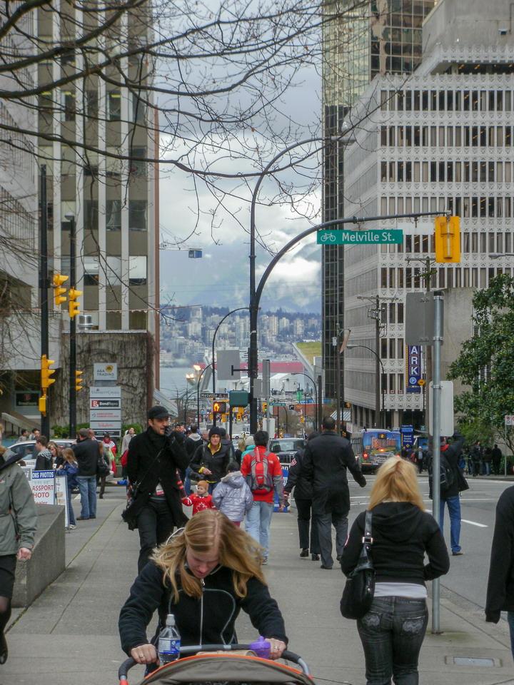 Даунтаун Ванкувера