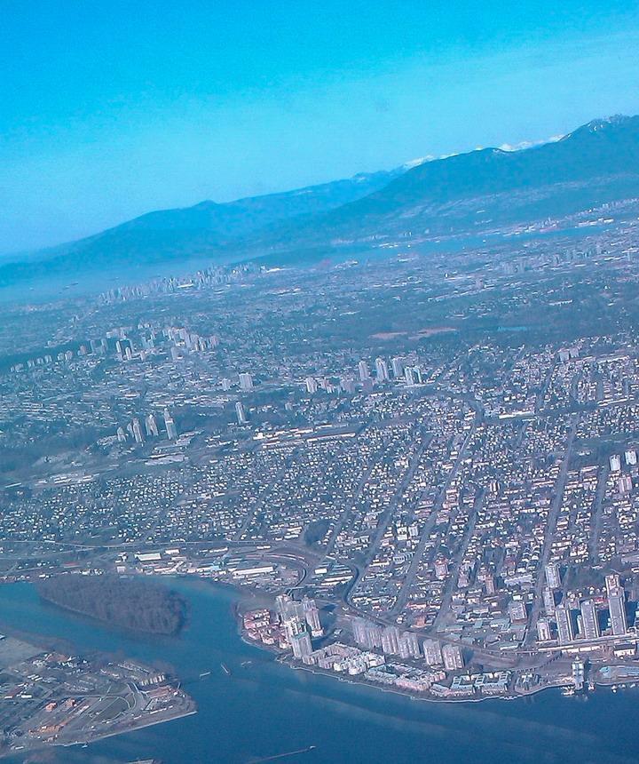 Утренний Ванкувер 2010