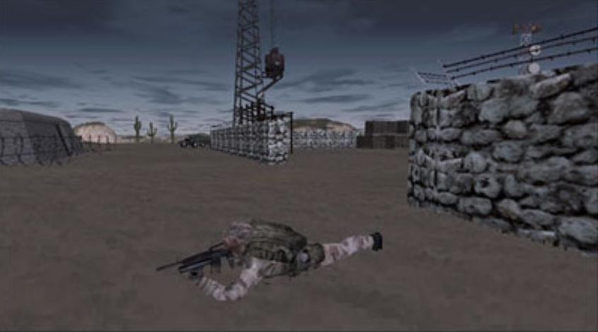Delta Force gameplay