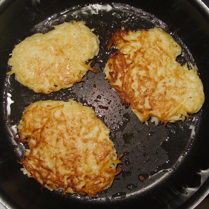 картофельные оладья как в магдональдс рецепт