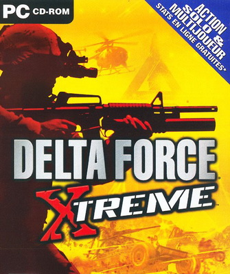 Delta Force Xtreme