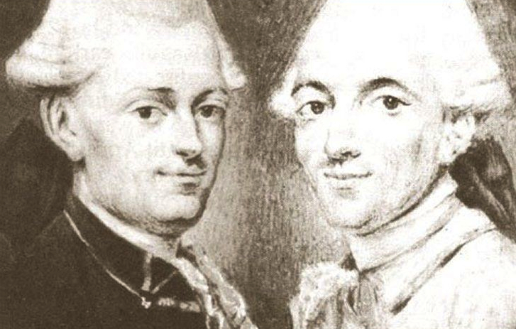 Жозеф-Мишель и Жак-Этьенн Монгольфьер