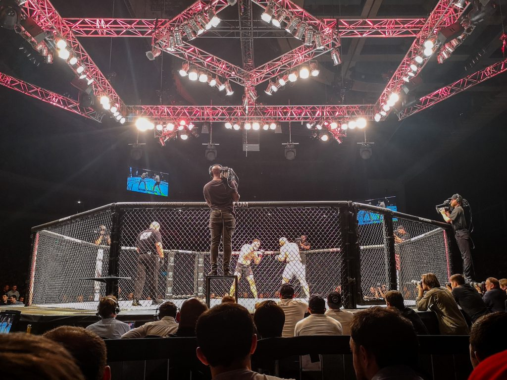 UFC Moscow 2018
