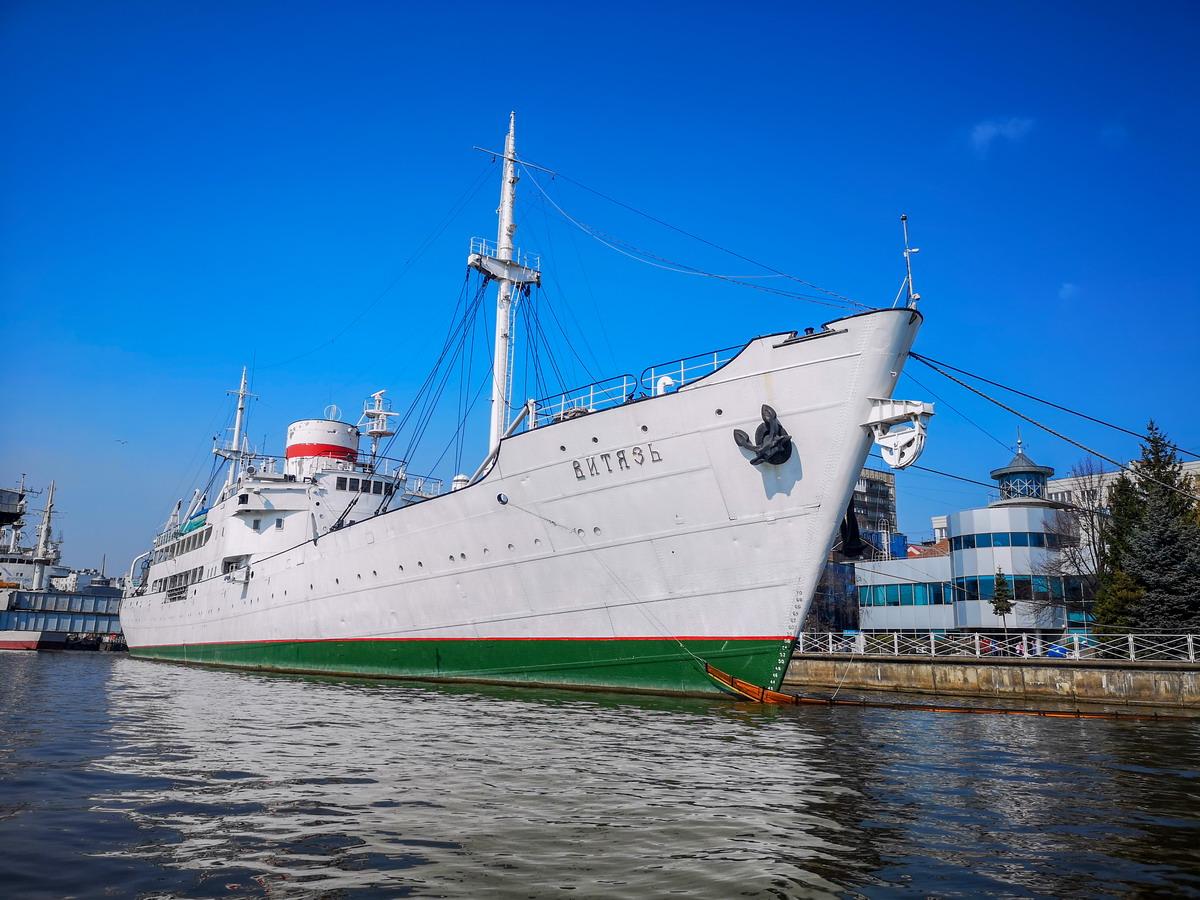 корабль Витязь