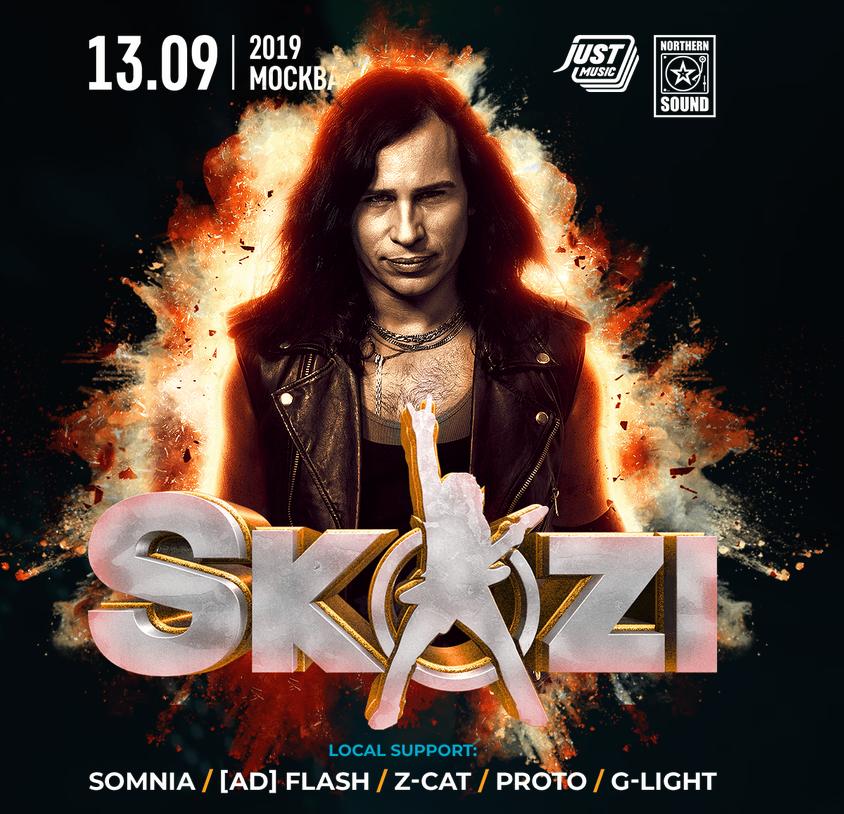Skazi in Moscow 2019